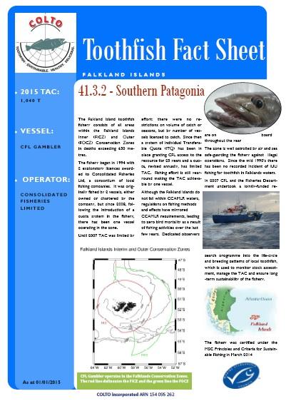 Falklands Toothfish