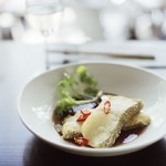 Wok-fried Patagonian toothfish recipe from Gourmet Traveller