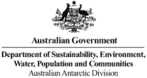 The Australian Antarctic Division